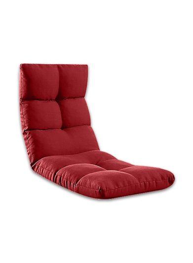 كرسي الرحلات والتخييم قابل للطي مع مخدة ظهر متحركة متعدد الألوان - موديل 1