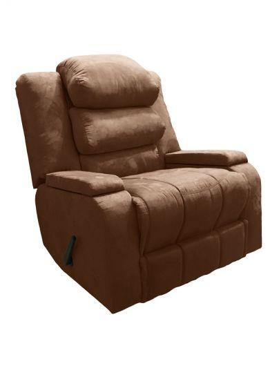 كرسي استرخاء وراحة مع حاوية للتخزين و مخدات ظهر متحركة - AB07