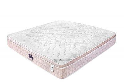 فرساي مرتبة سرير متعددة الطبقات بخاصية النوابض - أبيض/بيج