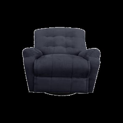 كرسي استرخاء و راحة كلاسيكي هزاز دوار مع ظهر قابل للتحكم به - AB03
