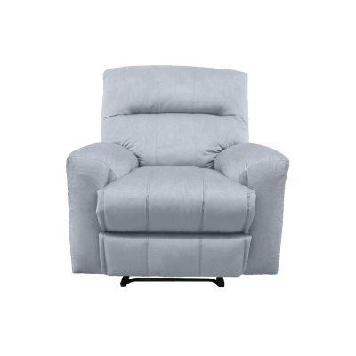 كرسي ريغل إن هاوس ، استرخاء ، هزاز ، منجد ، ظهر قابل للتحكم به ، متعدد الالوان