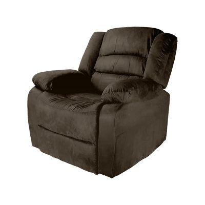 كرسي استرخاء و راحة كلاسيكي مع ظهر قابل للتحكم به - Nice02