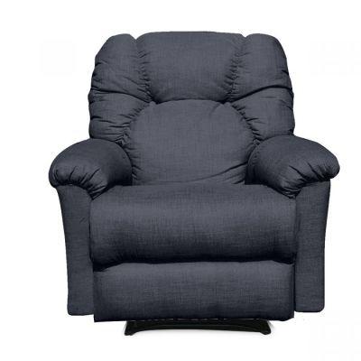 كرسي راحة أمريكي ، هزاز و دوار ، منجد ظهر قايل للتحكم ، متعدد الألوان