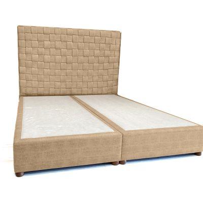 سرير غرف نوم الشهباء متعدد الأحجام و الألوان مُصنع من الخشب السويدي