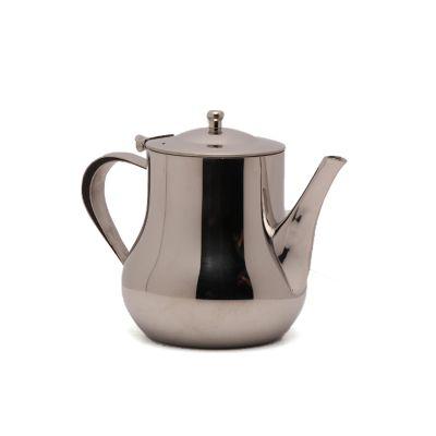 إبريق شاي أنيق مصنوع من الستانلس ستيل كلاسيكي - سعة 1.36لتر - 02/00248 سكوالو