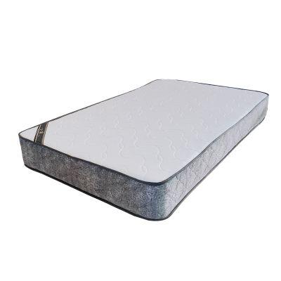 برايم مرتبة سرير من الاسفنج الطبي مزدوجة الوجه - أبيض وبيج - بارتفاع 25 سنتيمتر