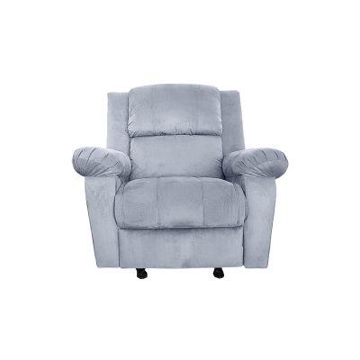 كرسي استرخاء و راحة كلاسيكي هزاز دوار مع ظهر قابل للتحكم به - AB02