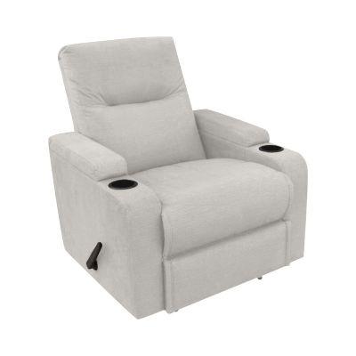 كرسي استرخاء ، هزاز و دوار ، ظهرية قابلة للتحكم ، إن هاوس