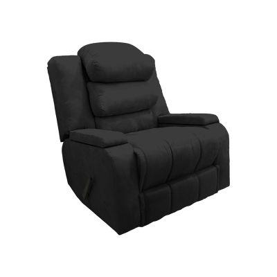 كرسي استرخاء وراحة هزاز مع حاوية للتخزين و مخدات ظهر متحركة - AB07