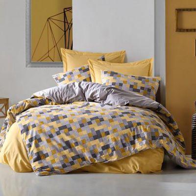 طقم مفرش رانفورس رويال ، مُصنع من القطن، حجم مجوز، متعدد الألوان، 10 قطع، مقاس 240*260سم
